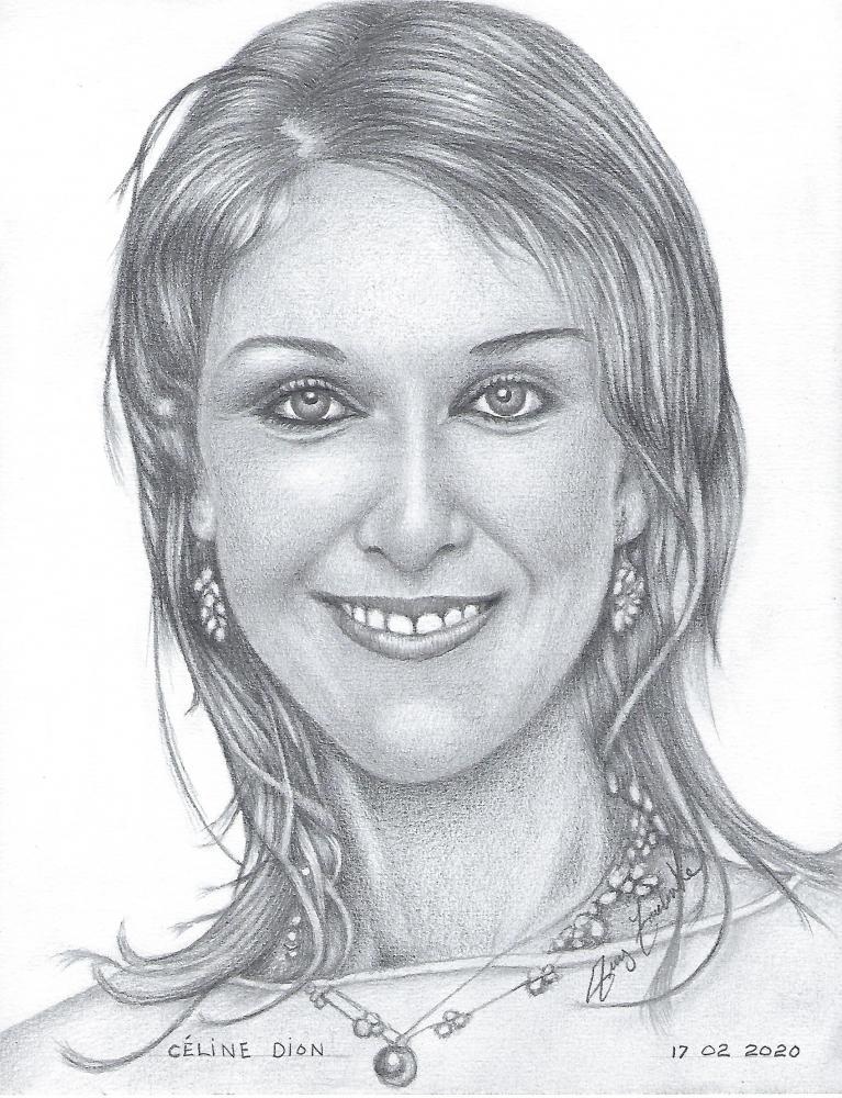 Céline Dion by voyageguy@gmail.com